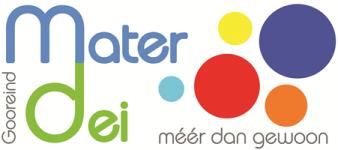 Logo for Mater Dei Gooreind